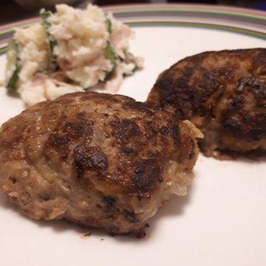 「パパ☆ハンバーグ」絶品 子どもに大人気のハンバーグはパパの料理♪