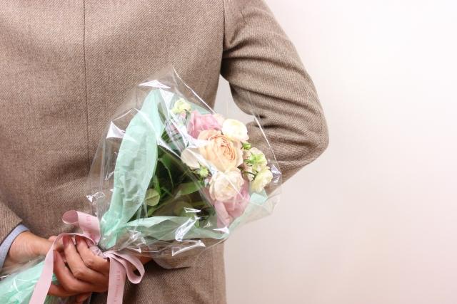 花束を贈ろう